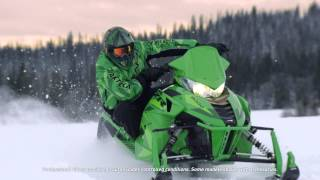9. Arctic Cat 2016 Mountain Engine-Drive Train