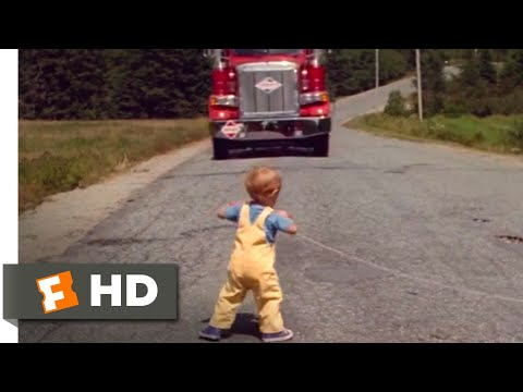 Pet Sematary (1989) - Gage's Death Scene (4/10) | Movieclips