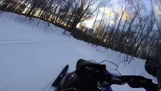 9. Yamaha Apex trail ride Cadillac