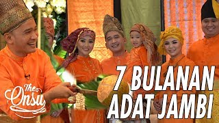 Video The Onsu Family - 7 Bulanan Adat Jambi MP3, 3GP, MP4, WEBM, AVI, FLV Maret 2019