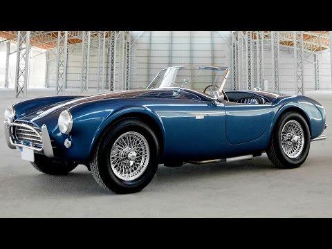 Autoharrastajan jättipotti - 1963 Shelby myytiin Salzburgin huutokaupassa yli miljoonalla