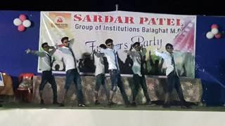 Dream Killers(1st Year, 2016) - SPCT, Balaghat