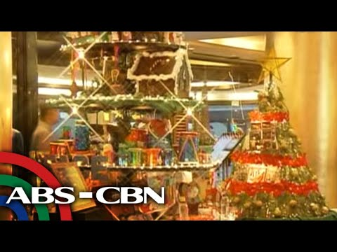 Video Rated K: Celebrities show off their Christmas trees download in MP3, 3GP, MP4, WEBM, AVI, FLV January 2017