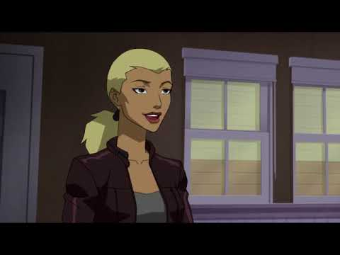 Young Justice Outsiders 3x16 I gotta get a girlfriend Scene HDK