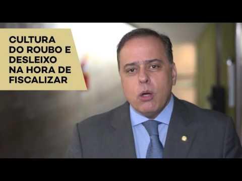 Paulo Abi-Ackel: irregularidades em 70% nas obras do PT