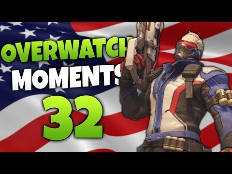 Overwatch Moments #32