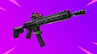 New TACTICAL ASSAULT RIFLE in Fortnite - SEASON 9 UPDATE LIVE (Fortnite New Gun)