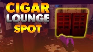 How to get on top of a cabinet in the Cigar Lounge on Kafe Dostoyevsky, this spot is quite useful for killing attackers in the Train Museum as you can kill them before they can see you! If you enjoyed the video please leave a like!► Subscribe for more: http://bit.ly/2aGVfde► Music: Ehrling - This is my passion*I found this spot, if someone else uploaded it before me please let me know*Rainbow six siege, glitch, glitches, bugs, how to get out of map, how to glitch, rainbow six glitches, siege glitches, siege glitch, rainbow six wall breach, rainbow six hiding spot, rainbow six siege hiding, rainbow six siege spot, rainbow six spot.
