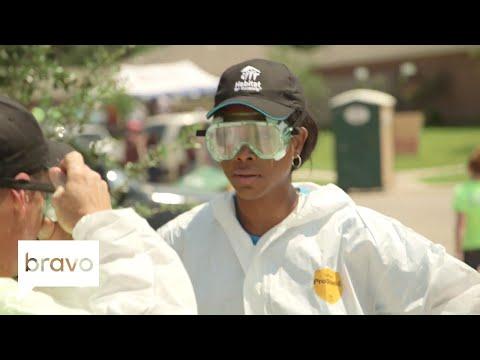 RHOA: Kenya Moore Has No Time for Cynthia Bailey & Shamea Morton (Season 10, Episode 10) | Bravo
