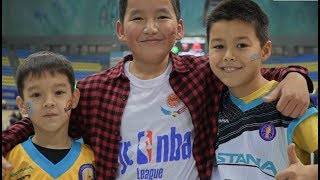 Hightlits of the match VTB United league: «Astana» — «Lokomotiv Kuban»