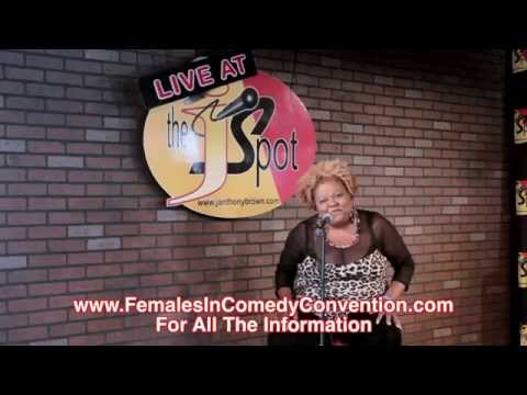 Females in Comedy Convention 2014 at the J. Spot Comedy Club