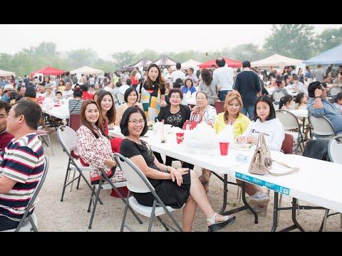 Part 1: Thánh Minh Fest Night Market July 6, 2019