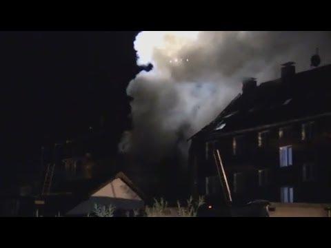 EXPLOSION IN WUPPERTAL: Noch immer ist die Urs ...
