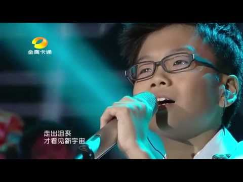 【好听】 又一位大马的骄傲  余家辉 《海阔天空》  中国新声代2