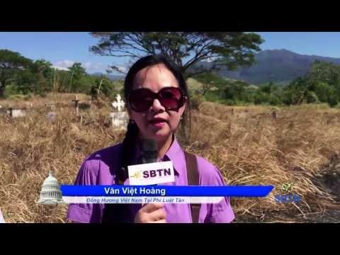 SBTN Thăm Vùng Vịnh SUBIC - Trại Tị Nạn BATAAN - Phi Luật Tân - 02/01/2014
