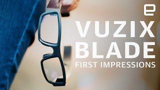 Nonton Vuzix Blade Ar Glasses First Impressions Film Subtitle Indonesia Streaming Movie Download