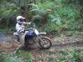 Trilha de moto em Três Barras com dt 125 suzuki yes e ybr