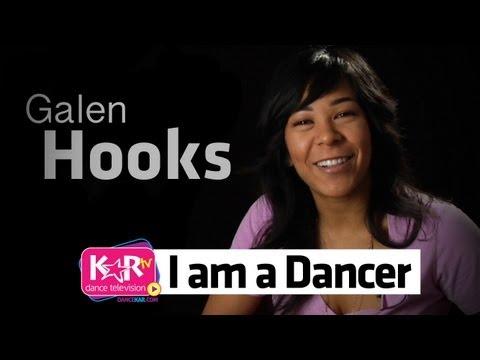 I am a Dancer : Galen Hooks