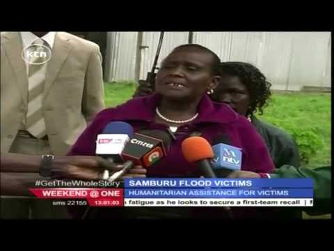 Heavy rains wreak havoc, destroys property in Samburu County