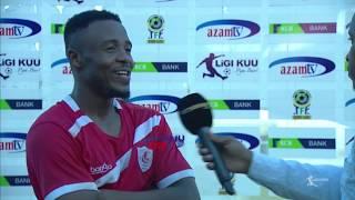 """""""Nilitamani kufunga goli"""" – Alikiba baada ya mchezo wake wa kwanza kwenye ligi kuu (09/12/2018)"""