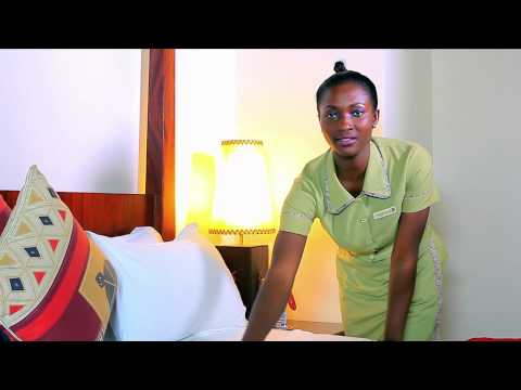The Afropolitan Experience - The African Regent Hotel house keeping department, takes pride in ensuring the highest attention is paid when cleaning rooms. Making your bed just the way yo...