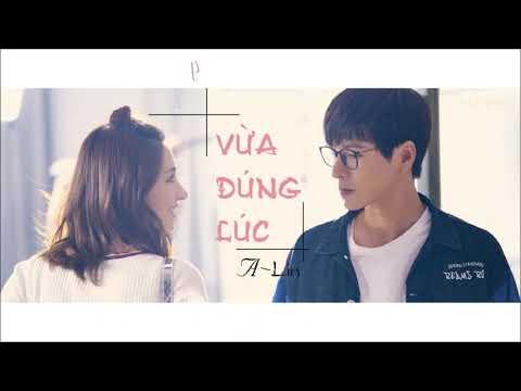 [Vietsub+Kara] Vừa Đúng Lúc | 恰好 _ A-Lin (OST 功夫聯盟 Kung Fu League Liên Minh Kung Fu)