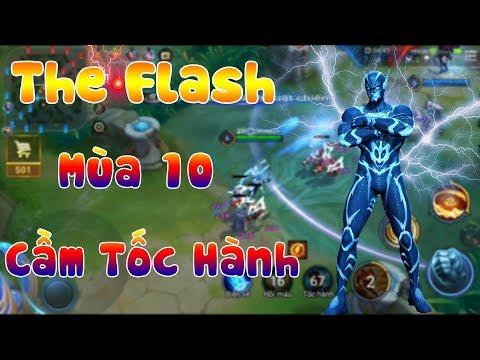Liên Quân | The Flash Mùa 10 Cầm Tốc Hành Sẽ Bá Đạo Như Thế Nào Trong Team ? - Thời lượng: 12:13.