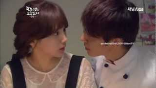 Video Donghae Kiss scene - Panda & Hedgehog ep9 MP3, 3GP, MP4, WEBM, AVI, FLV Januari 2018