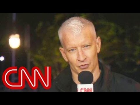 Anderson Cooper: Trump is making a mockery of tragedy