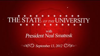 2012 State of the University Address