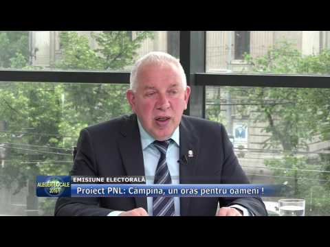 Emisiunea Electorală – 26 mai 2016 – Horia Tiseanu