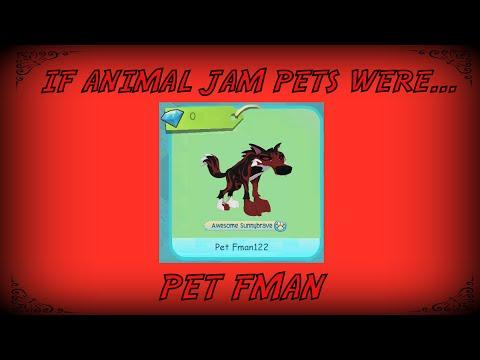 Video Animal Jam: If Animal Jam Pets Were Pet Fman122 download in MP3, 3GP, MP4, WEBM, AVI, FLV January 2017