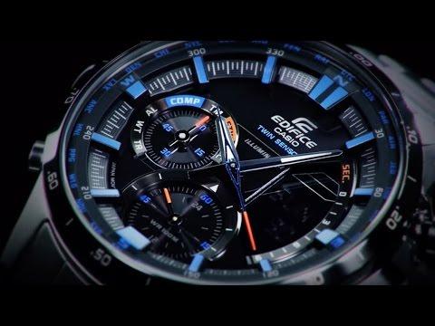 EDIFICE ERA-300DB (видео)