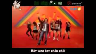 [Vietsub + Kara ] Wavin' Flag - K'naan ft  David Bisbal ( World cup 2010)