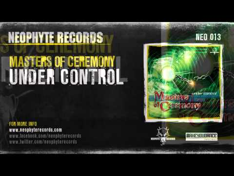 Masters Of Ceremony - Under Control