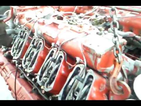 motore iveco aifo 8281 8 cilindri 480cv
