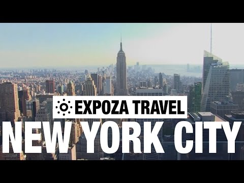 Download New York City (New York) Vacation Travel Video Guide HD Mp4 3GP Video and MP3