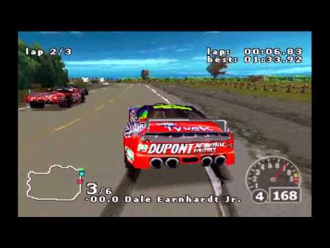nascar rumble playstation 2 download