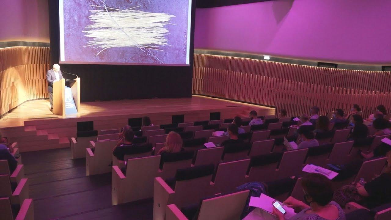 Παρουσίαση εκθέσεων στο μουσείο σύγχρονης τέχνης ιδρύματος Βασίλη και Ελίζας Γουλανδρή