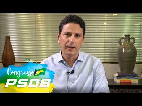 #CongressoPSDB: Live com Bruno Araújo