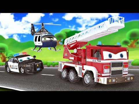 Video appMink Fire Truck | Police Cars Police Helicopter | go Kart | School bus | Number Learning for kids download in MP3, 3GP, MP4, WEBM, AVI, FLV January 2017