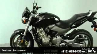 8. 2006 Honda 599 Comes With Warranty! - SF Moto - San Franc...