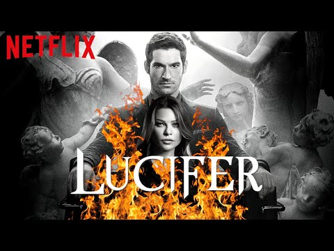 "Lucifer Season 5 Trailer: ""When We Make Plans, God Laughs"" (FM)"