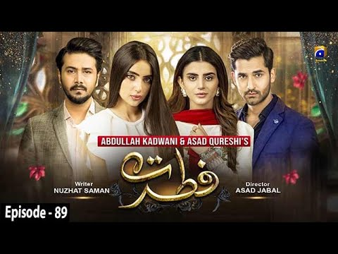 Fitrat - Episode 89 - 26th January 2021 - HAR PAL GEO