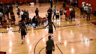 Kevin Durant, Paul George, James Harden CRAZY 1 On 1 session at USA basketball practice all angles