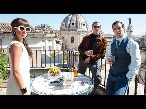THE MAN FROM U.N.C.L.E. First Trailer Review – AMC Movie News