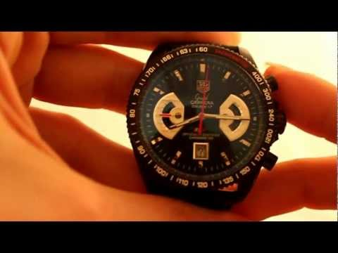 Tag heuer connected watch обзор