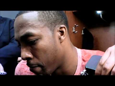 Dwight Howard after Houston's disappointing loss to Phoenix