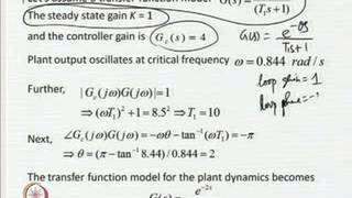 Mod-02 Lec-01 Identification Of Dynamic Models Of Plants