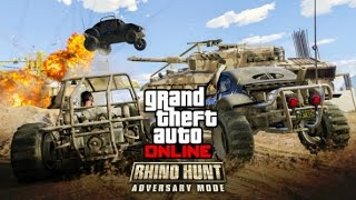 Download Lagu Alan Walker - Fade - GTA V Online Racing & Rhino Hunt |Music Mix Monday| Mp3
